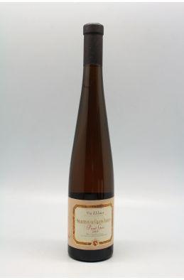 Jean Cornelius Alsace Pinot Gris Sélection de Grains Nobles 2005