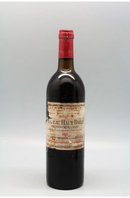 Haut Bailly 1985 - PROMO -10% !
