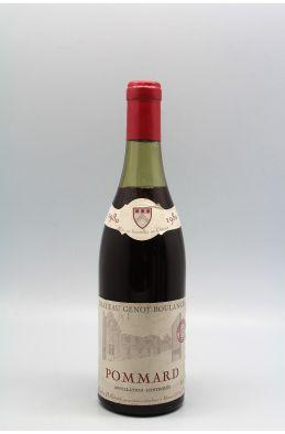 Génot Boulanger Pommard 1980 - PROMO -10% !