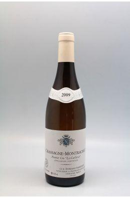 Ramonet Chassagne Montrachet 1er cru Caillerets 2009 blanc