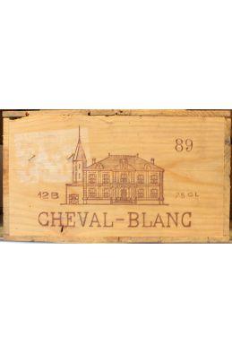 Cheval Blanc 1989 OWC