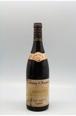 Guigal Côte Rôtie Château d'Ampuis 2002 -10% DISCOUNT !
