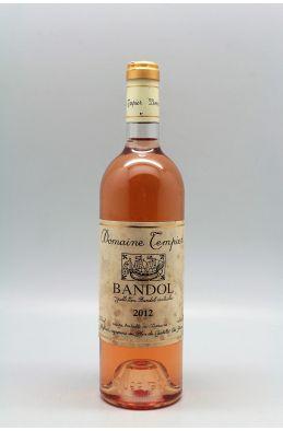 Tempier Bandol 2012 rosé