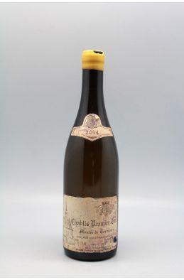 Raveneau Chablis 1er cru Montée de Tonnerre 2014 - PROMO -5% !