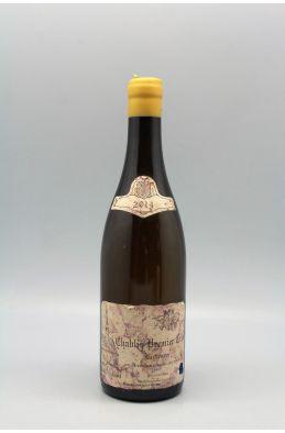 Raveneau Chablis 1er cru Butteaux 2014 -5% DISCOUNT !