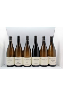 Pierre & Anne Boisson - Parcel 1 - 6 bottles assortment -10% DISCOUNT !