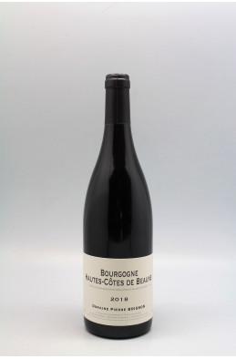 Pierre Boisson Bourgogne Hautes Côtes de Beaune 2018 rouge