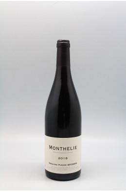 Pierre Boisson Monthélie 2018 rouge