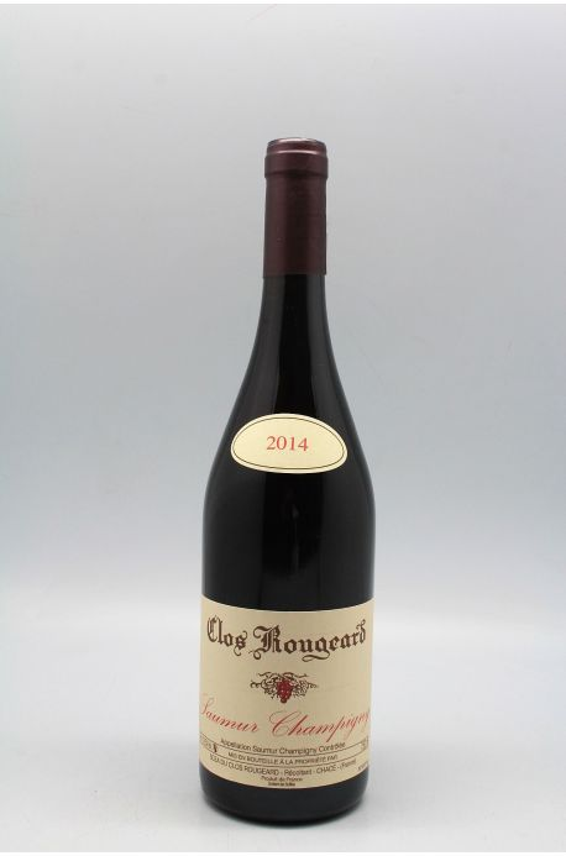 Clos Rougeard Saumur Champigny Clos 2014