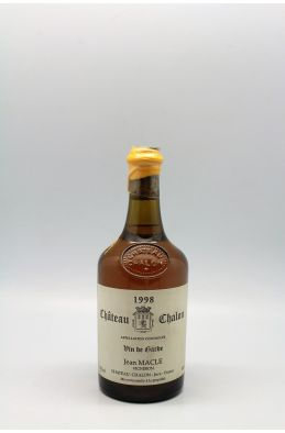 Jean Macle Château Chalon 1998 62cl