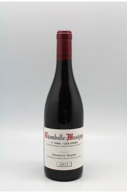 Georges Roumier Chambolle Musigny 1er cru Les Cras 2017
