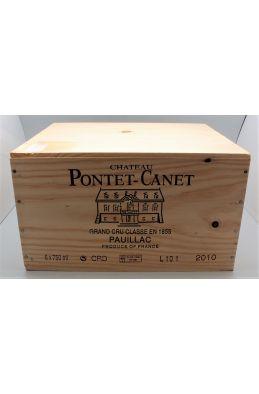 Pontet Canet 2010 OWC