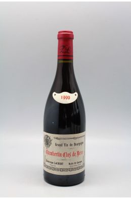 Dominique Laurent Chambertin Clos de Bèze 1999