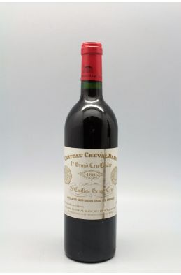 Cheval Blanc 1986 -5% DISCOUNT !