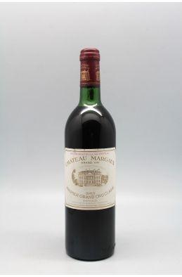 Château Margaux 1983 - PROMO -10% !