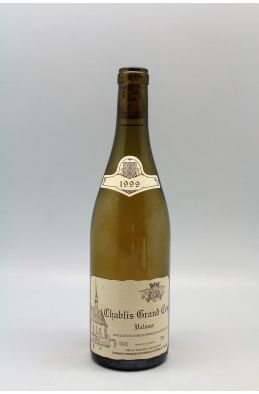 Raveneau Chablis Grand cru Valmur 1999