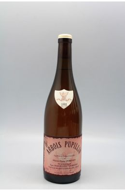 Pierre Overnoy Arbois Pupillin Chardonnay 2009
