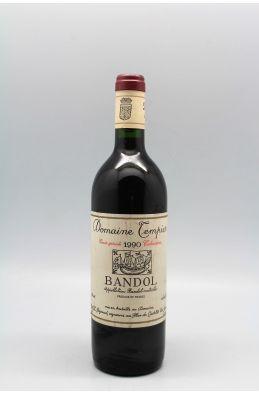 Tempier Bandol Cabassaou 1990