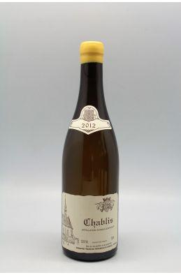Raveneau Chablis 2012