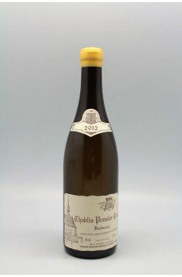 Raveneau Chablis 1er cru Butteaux 2012