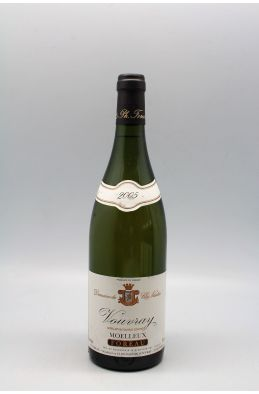 Foreau Vouvray Moelleux 2005
