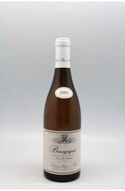Simon Bize Bourgogne Les Perrières 2006 Blanc
