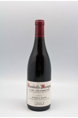 Georges Roumier Chambolle Musigny 1er cru Les Combottes 2010