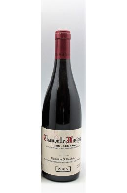 Georges Roumier Chambolle Musigny 1er cru Les Cras 2006