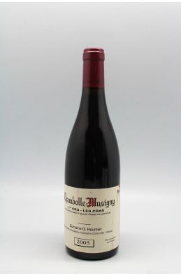 Georges Roumier Chambolle Musigny 1er cru Les Cras 2005 - PROMO -5% !
