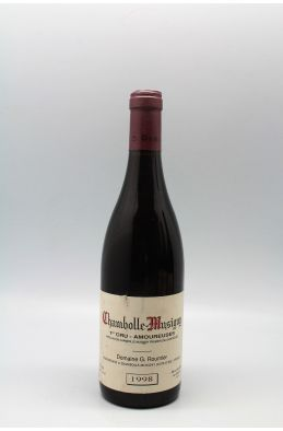 Georges Roumier Chambolle Musigny 1er cru Les Amoureuses 1998