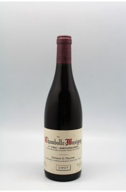 Georges Roumier Chambolle Musigny 1er cru Les Amoureuses 1997