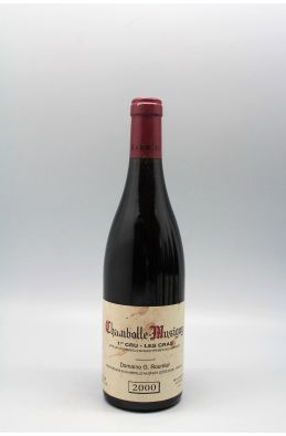 Georges Roumier Chambolle Musigny 1er cru Les Cras 2000 - PROMO -5% !