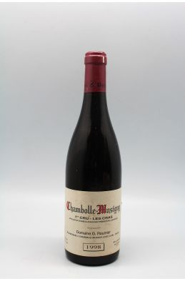 Georges Roumier Chambolle Musigny 1er cru Les Cras 1998