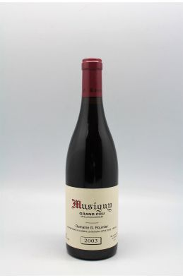 Georges Roumier Musigny 2003