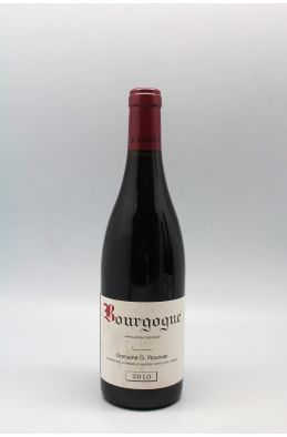 Georges Roumier Bourgogne 2010