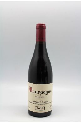 Georges Roumier Bourgogne 2003
