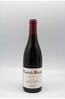 Georges Roumier Chambolle Musigny 2010