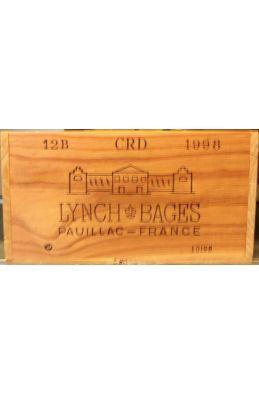 Lynch Bages 1998 OWC