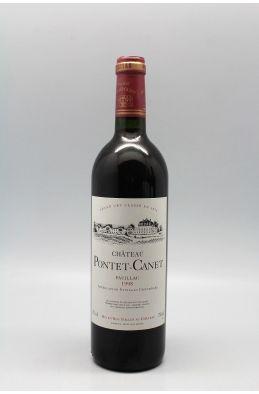 Pontet Canet 1998