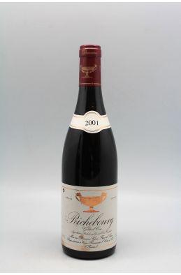 Gros Frère et Sœur Richebourg 2001 - PROMO -5% !