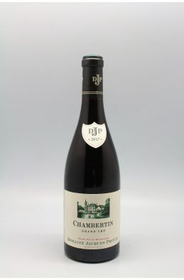 Jacques Prieur Chambertin 2017