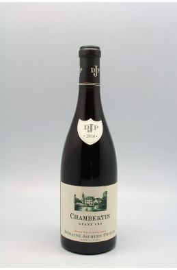 Jacques Prieur Chambertin 2016