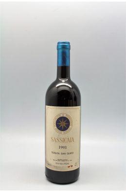 Tenuta San Guido Sassicaia 1993