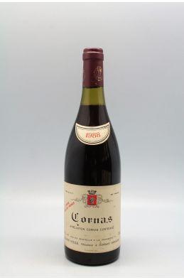 Alain Voge Cornas Vieilles Vignes 1988