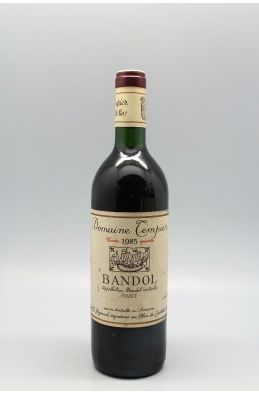 Tempier Bandol cuvée spéciale 1985
