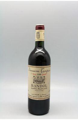 Tempier Bandol cuvée spéciale 1988