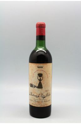 Clerc Milon 1971 - PROMO -10% !