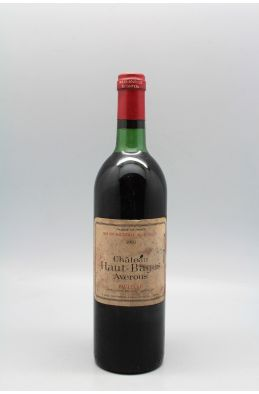 Haut Bages Averous 1981