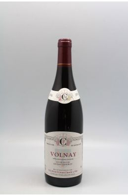 Jean Claude Cluzeaud Volnay Cuvée Privée Gildas Geffroy 2016