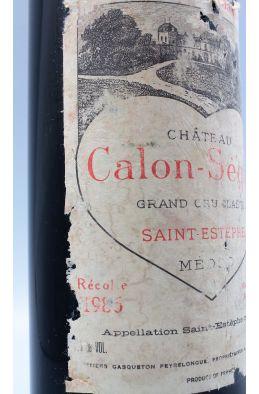 Calon Ségur 1985 - PROMO -10% !